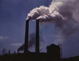 Miljöförstöring under andra världskriget.