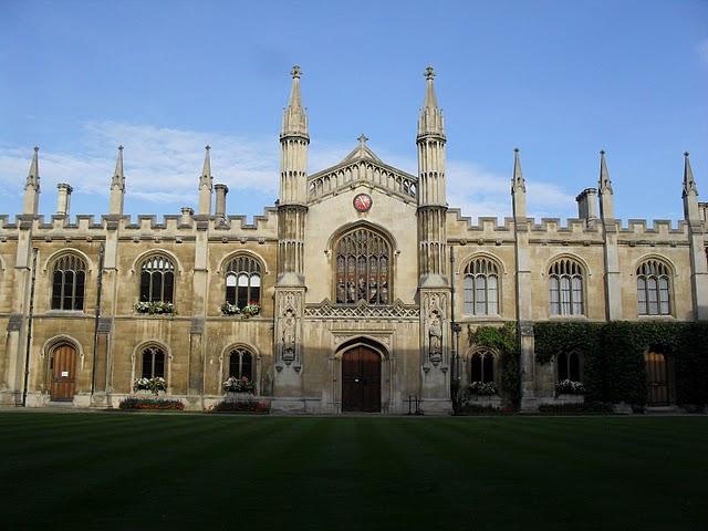 Corpus Christi College Cambridge  Simple English