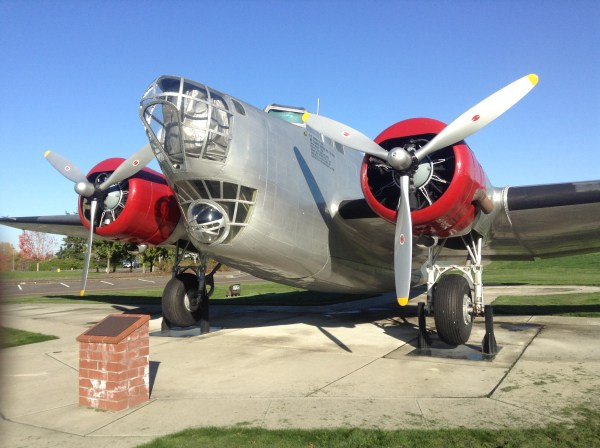 Douglas -18 Bolo 2592 1936 Aircraft - World War 2