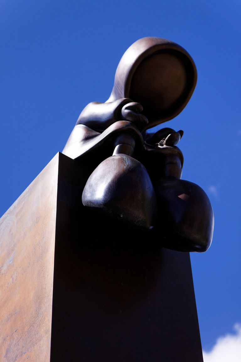 By Roger Wong from Hobart, Australia (20100131-52-Dyslexia foundation sculpture) [CC BY-SA 2.0 (http://creativecommons.org/licenses/by-sa/2.0)], via Wikimedia Commons