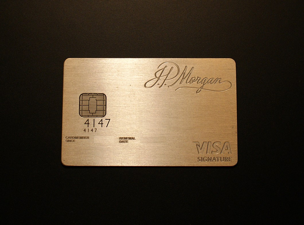 Jp morgan chase corporate card billingss jp morgan chase palladium credit card designed for richest americans palladium card wikipedia reheart Choice Image