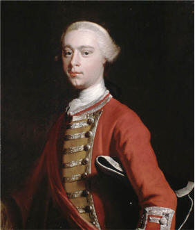 Edward Wolfe's son James Wolfe, who was to fin...