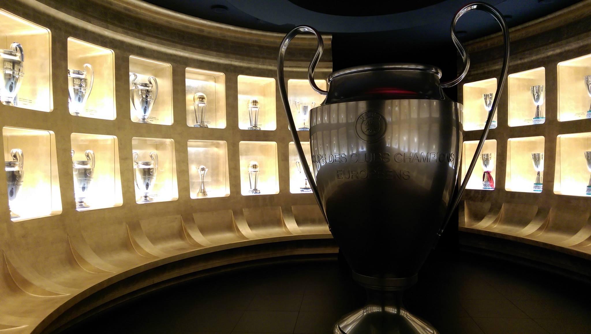 Casa Milan Trofei