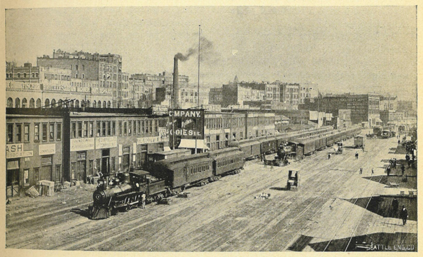 History Of Seattle Before