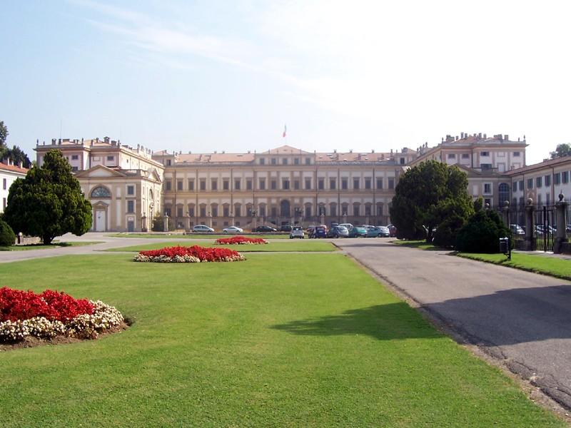 Villa real de Monza  Wikipedia la enciclopedia libre