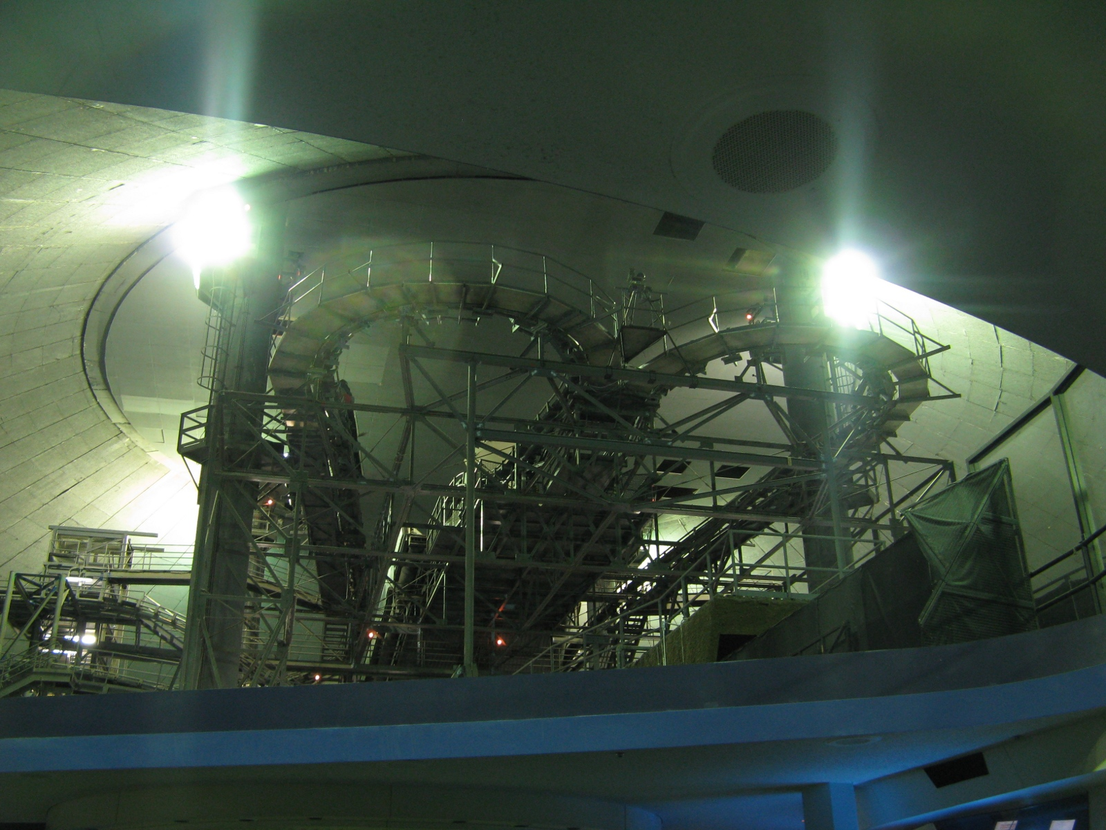 New space mountain exit and queue elements debut; File Wdw Spacemountain Lightson Jpg Wikipedia