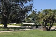 Gardens Park Beverly Hills California