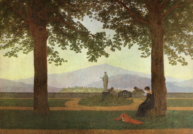 Fichier Caspar David Friedrich Gartenterrasse Schlossterrasse