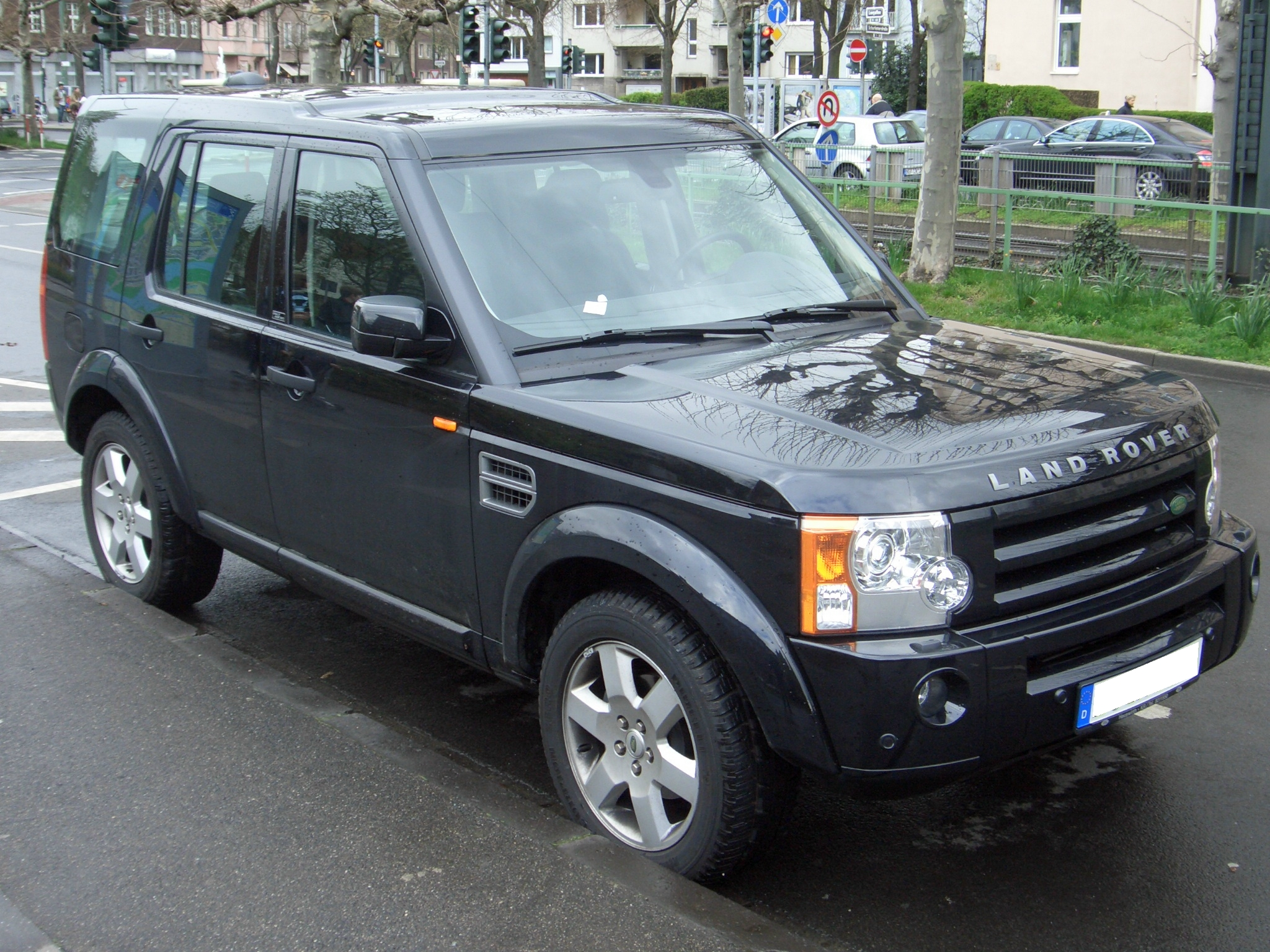 File Land Rover Discovery 3 TDV6 HSE special BLACK EDITION 2006