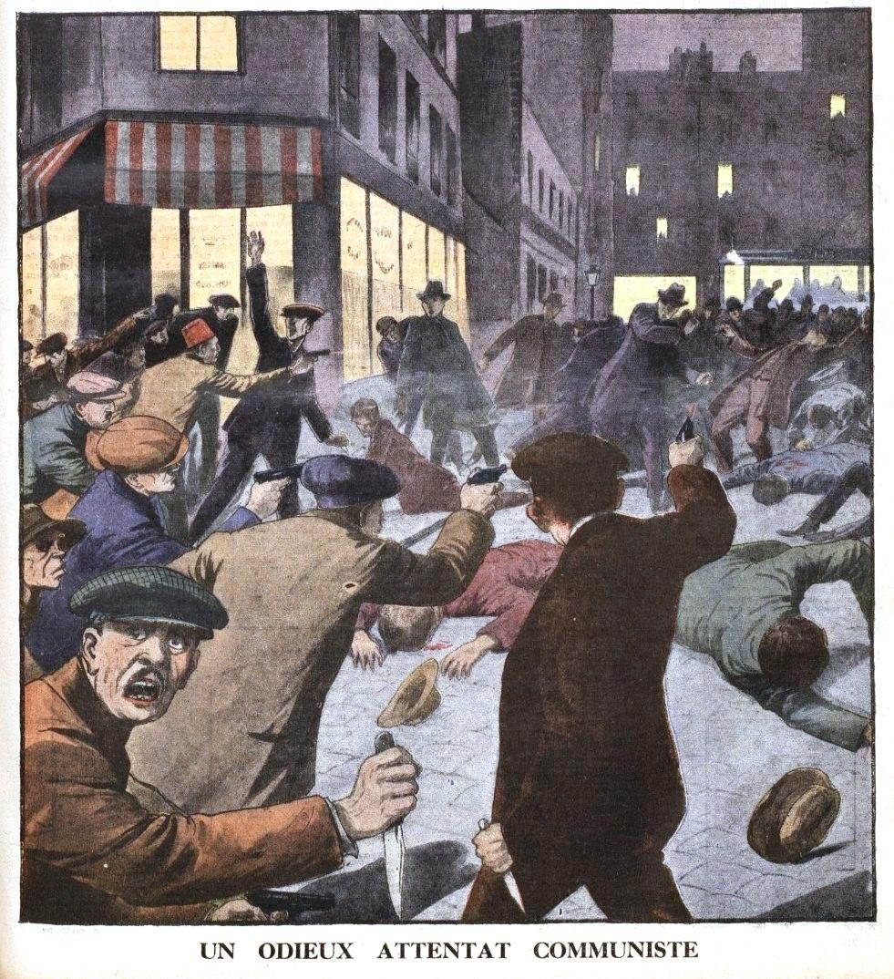 Fusillade de la rue Damrmont  Wikipdia