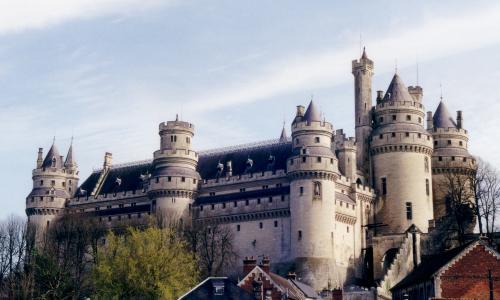 Cháteau de Pierrefonds