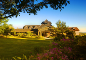 English: Chateau Morrisette Winery