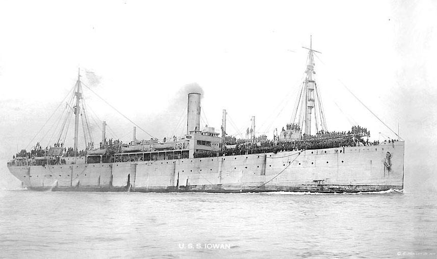 SS Iowan  Wikipedia