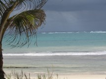 File View Sea Diani Beach Indian