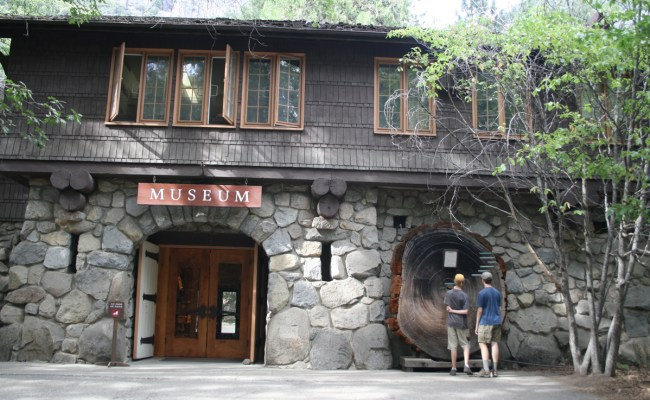 Yosemite Museum Wikipedia