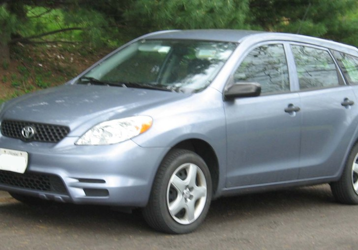 Images Of 2004 Toyota Matrix