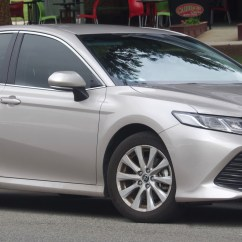 All New Camry 2018 Thailand Corolla Altis Launch Date Toyota Wikipedia