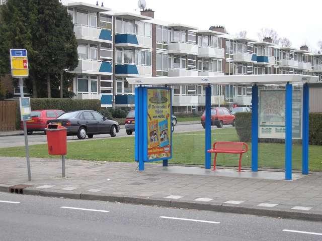 bushalte  WikiWoordenboek
