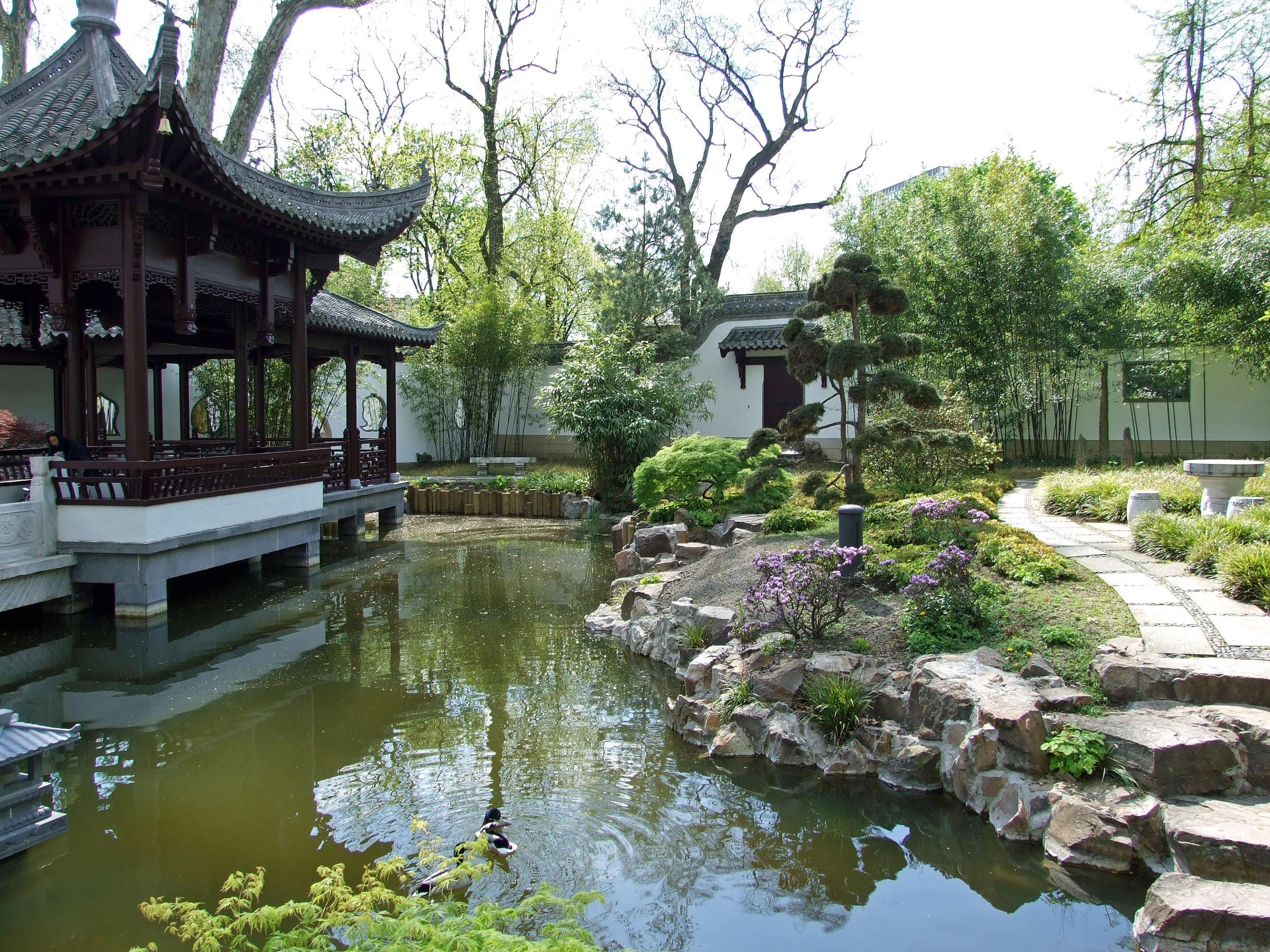Gartenkunst In China – Wikipedia