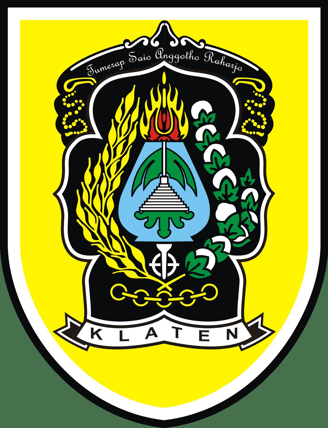 Logo Pemda Png : pemda, File:LOGO, KABUPATEN, KLATEN.png, Wikimedia, Commons