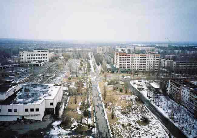 Pripyat today Kota kota Mati yang Menyeramkan