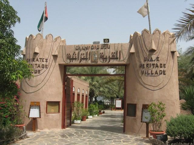 Image result for abu dhabi heritage village