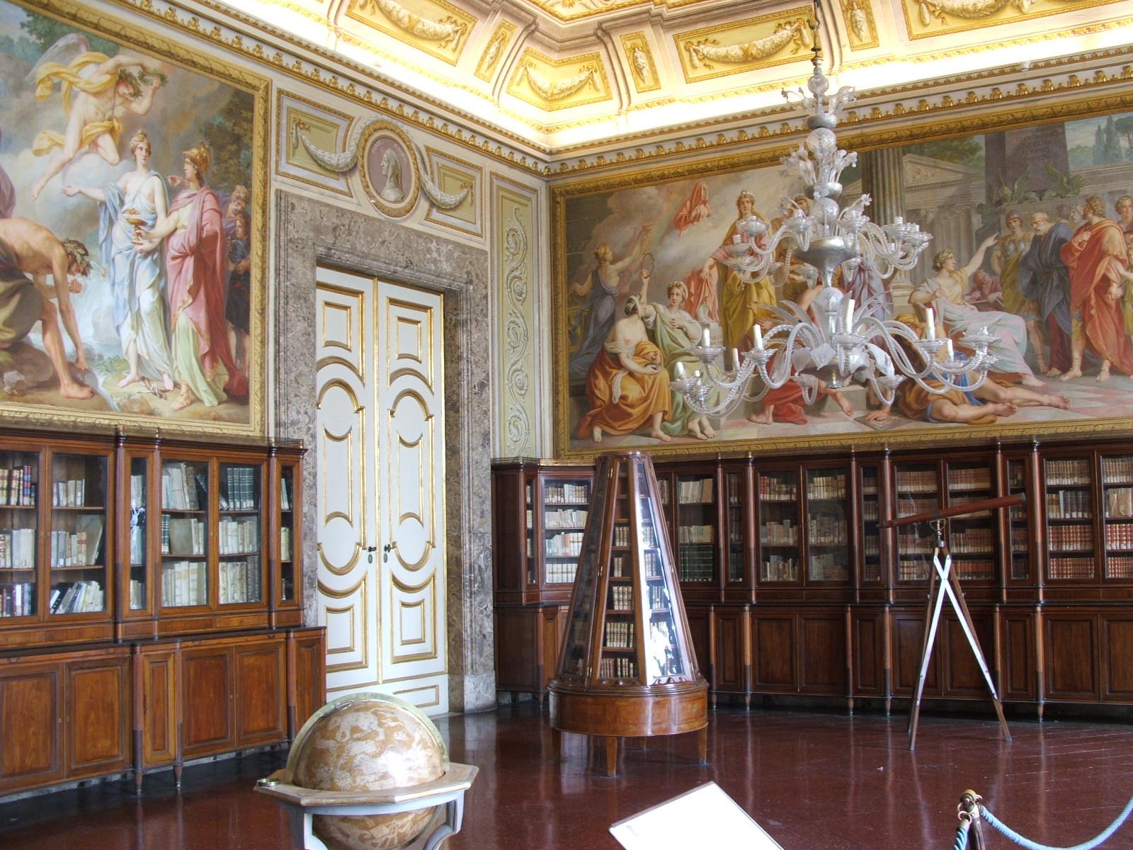 Palacio Real de Caserta la Versalles napolitana Fotos