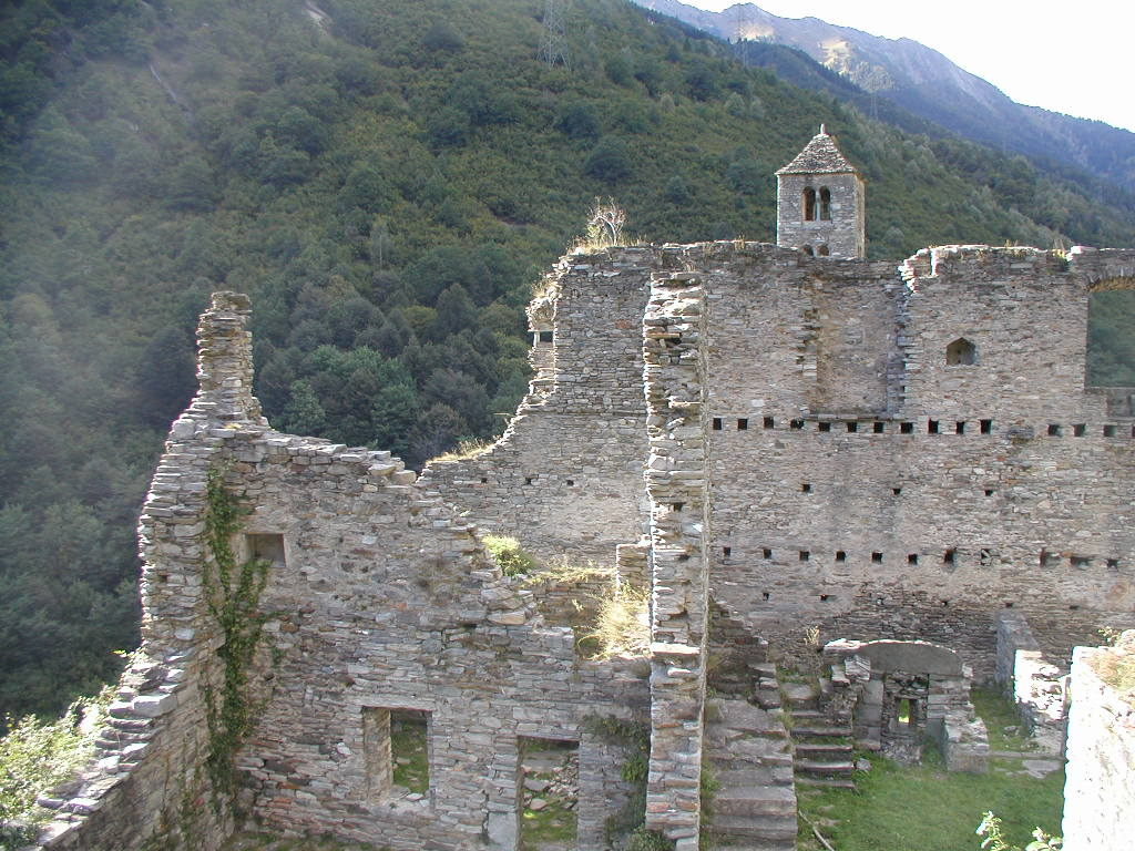 Castello di Mesocco  Wikipedia