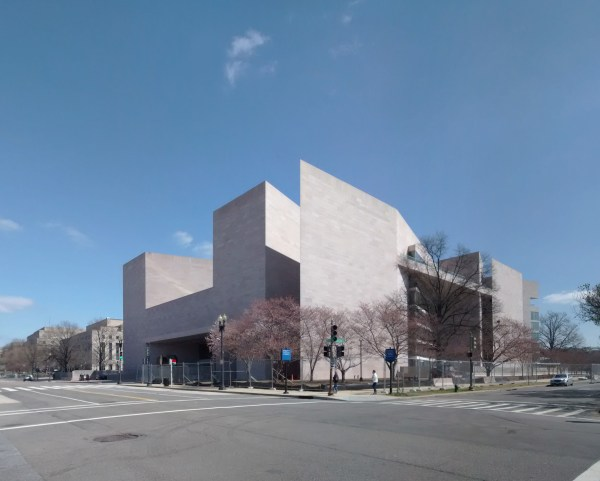 Pei National Gallery of Art East Building