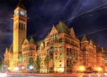 File Toronto City Hall And York County Court House
