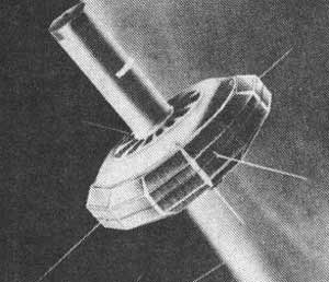 TRAAC satelite launched in 1961
