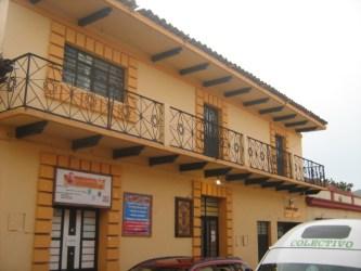 File:Casa amarilla San Cristobal de las Casas Chiapas panoramio jpg Wikimedia Commons