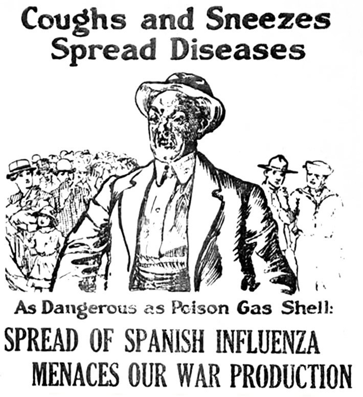 """Coughs and Sneezes Spread Diseases - As ..."