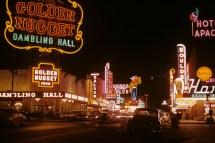 Old Fremont Street Las Vegas