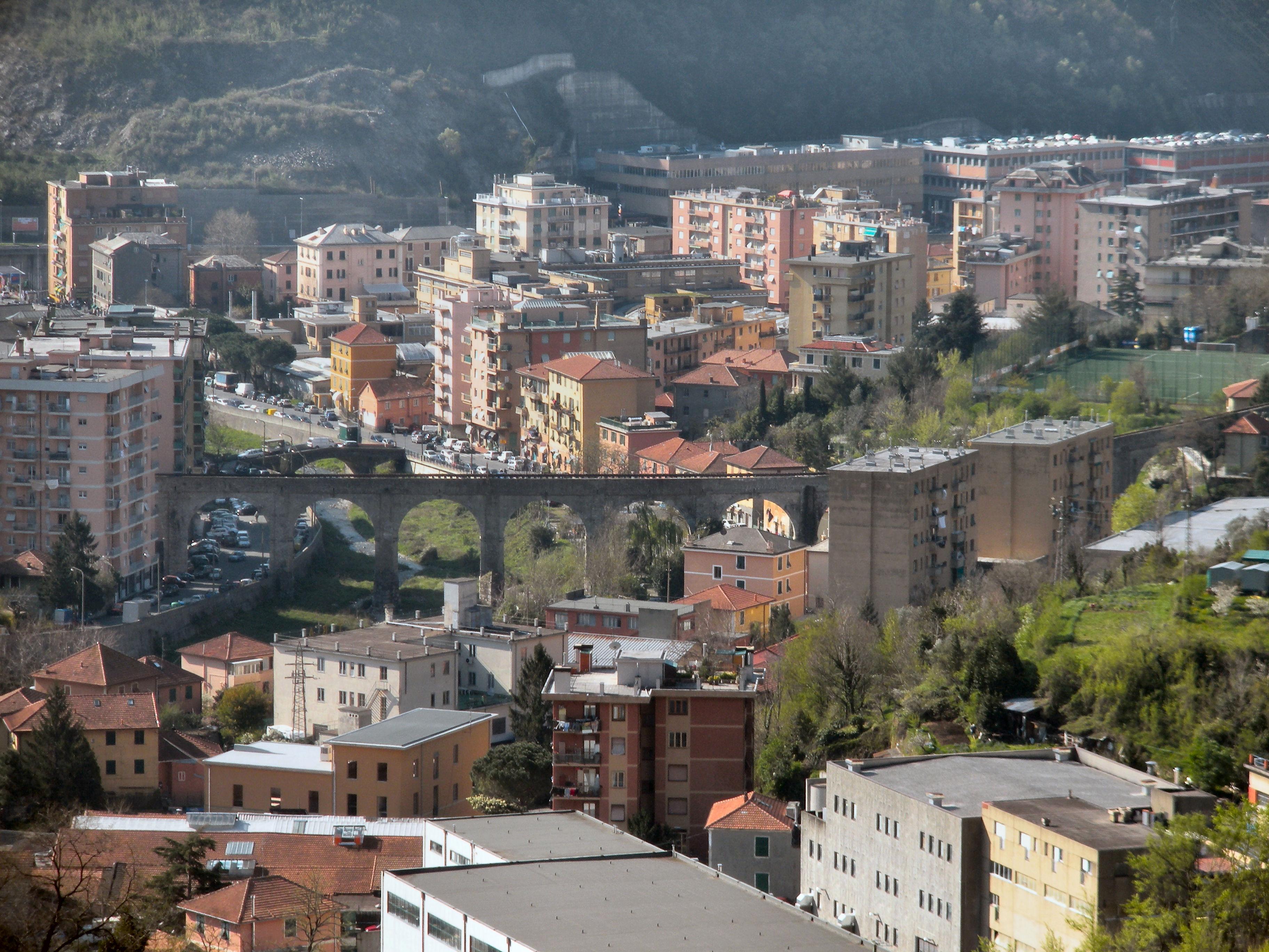 FileGenova Molassana panoramajpg  Wikimedia Commons