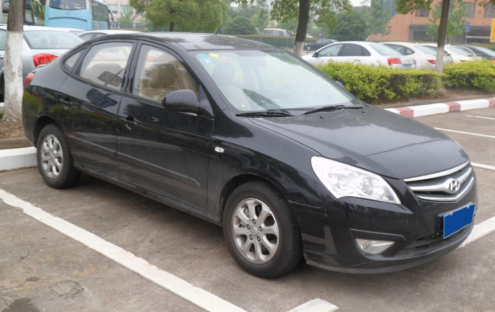 medium resolution of hyundai elantra yuedong china