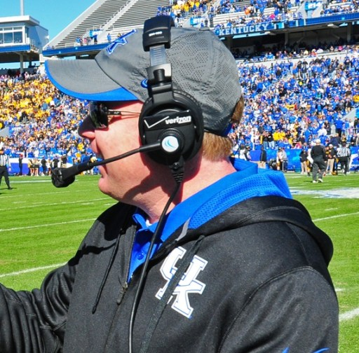 Mark Stoops in 2013