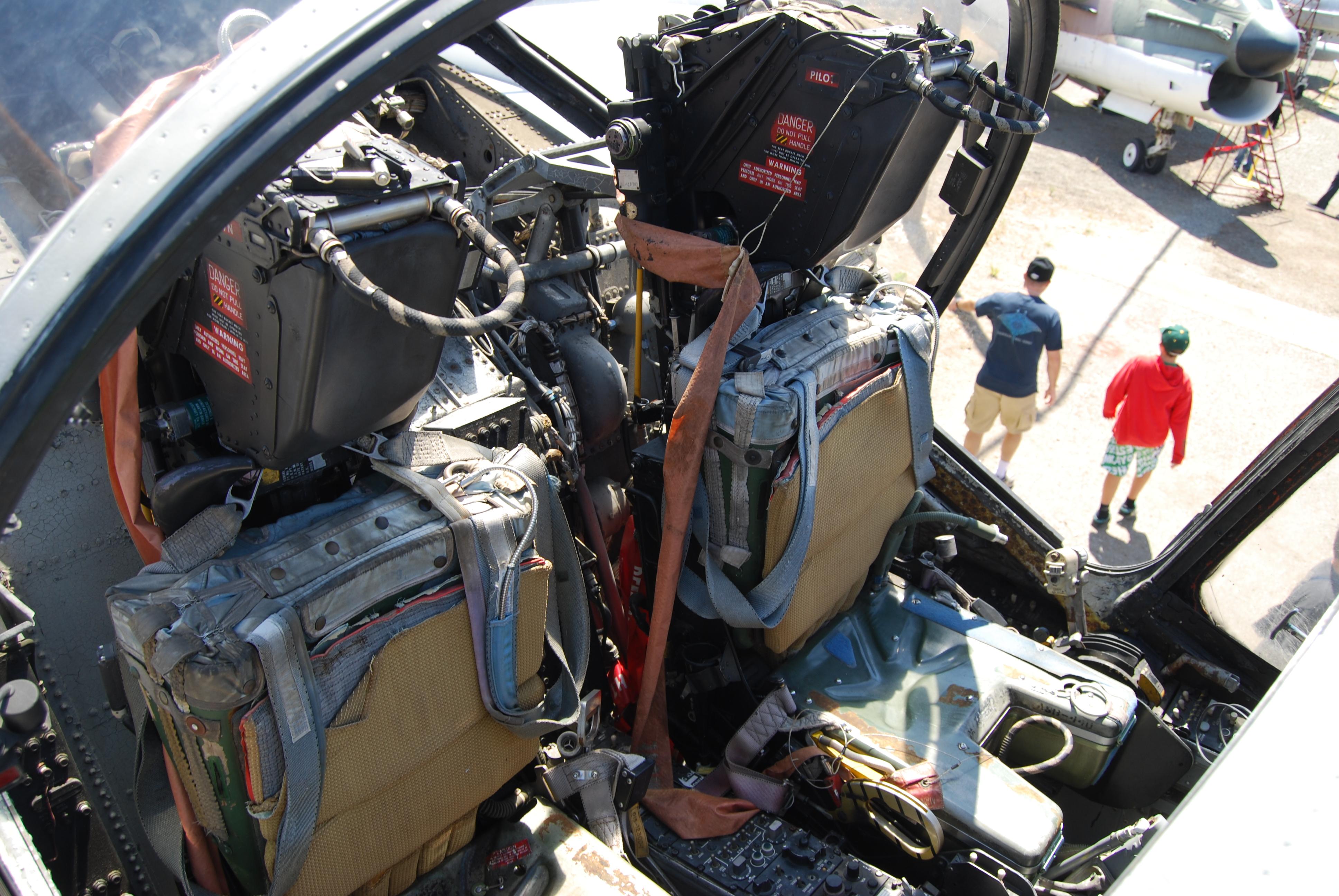 FileMartin Baker Mk GRU7 Ejection Seats Grumman KA6