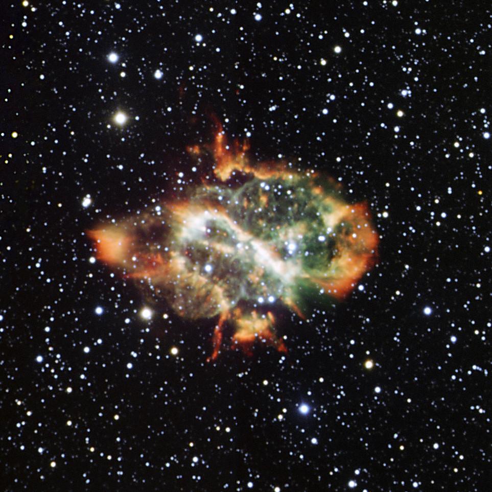 NGC 5189 nebula