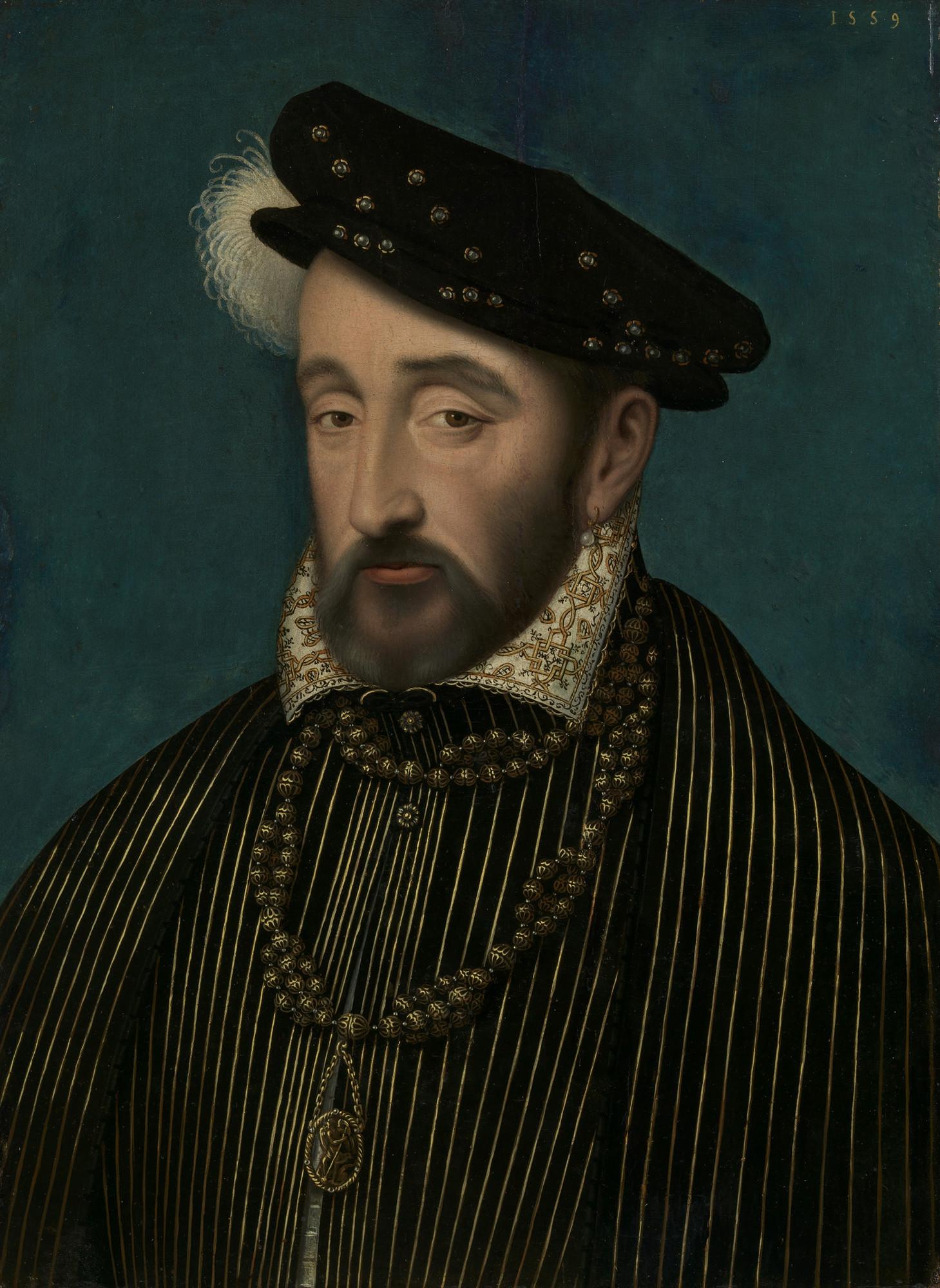 Henri 2 Roi De France : henri, france, Henry, France, Wikipedia