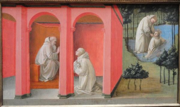 File Saint Benedict Orders Maurus Rescue Of