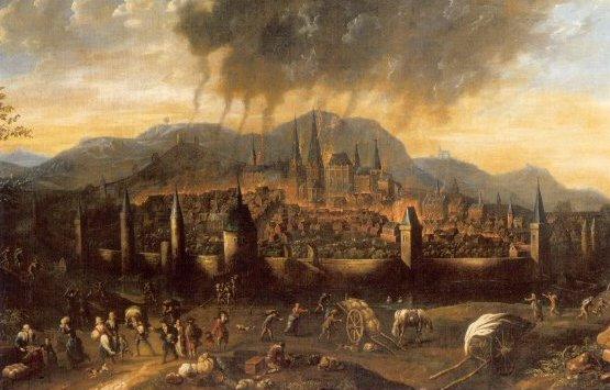 Stadtbrand von Aachen  Wikipedia
