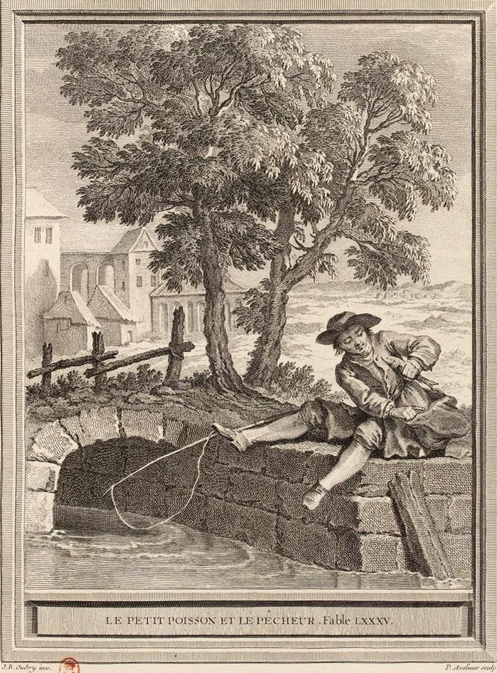 Le Petit Poisson Et Le Pecheur : petit, poisson, pecheur, File:Aveline-Oudry-La, Fontaine, Petit, Poisson, Pêcheur.jpg, Wikimedia, Commons
