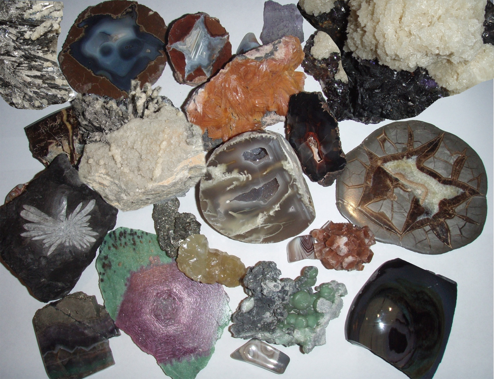 Image result for different rocks