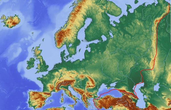 Cartina Europa Orientale Fisica.Italia Cartina Europa Vtwctr