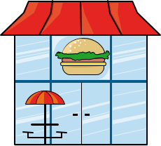 File:Fast food restaurant clip art png Wikimedia Commons