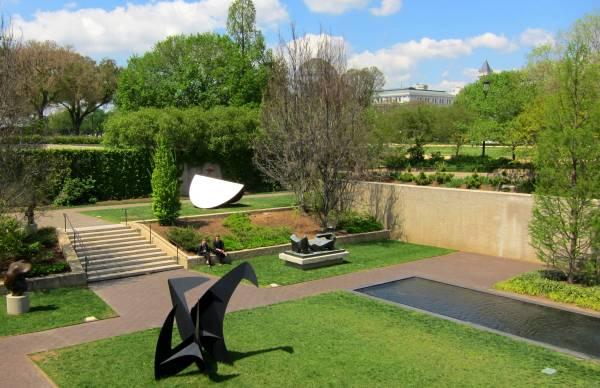 Hirshhorn Museum Sculpture Garden