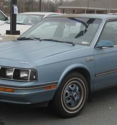 file 1985 88 oldsmobile cutlass ciera jpg [ 1828 x 948 Pixel ]