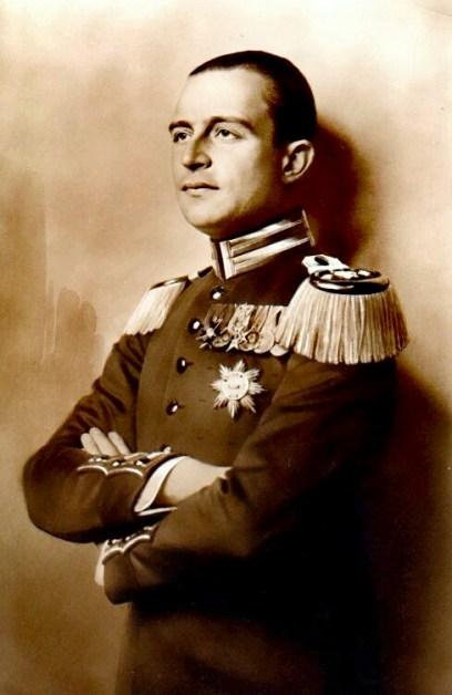 Grand Duke Adolf Friedrich VI, c1912. source: Wikipedia