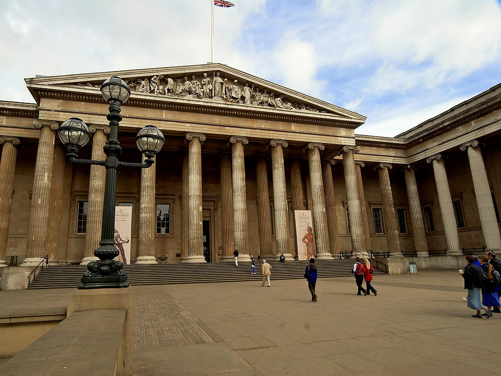 Image from Wikipedia https://i0.wp.com/upload.wikimedia.org/wikipedia/commons/b/b0/British_museum_entrance.jpg